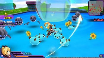 Screenshot8 - Hyperdimension Neptunia U: Action Unleashed