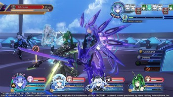 Screenshot5 - Megadimension Neptunia VII