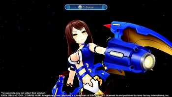 Screenshot2 - Megadimension Neptunia VII