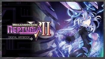 Screenshot1 - Megadimension Neptunia VII Digital Deluxe Set