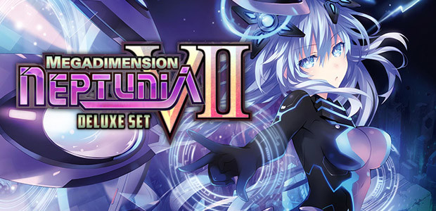 Megadimension Neptunia VII Digital Deluxe Set - Cover / Packshot