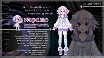 Screenshot2 - Megadimension Neptunia VII Digital Deluxe Set