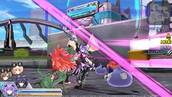 Screenshot10 - MegaTagmension Blanc + Neptune VS Zombies (Neptunia)