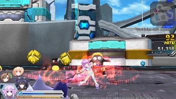 Screenshot4 - MegaTagmension Blanc + Neptune VS Zombies (Neptunia)