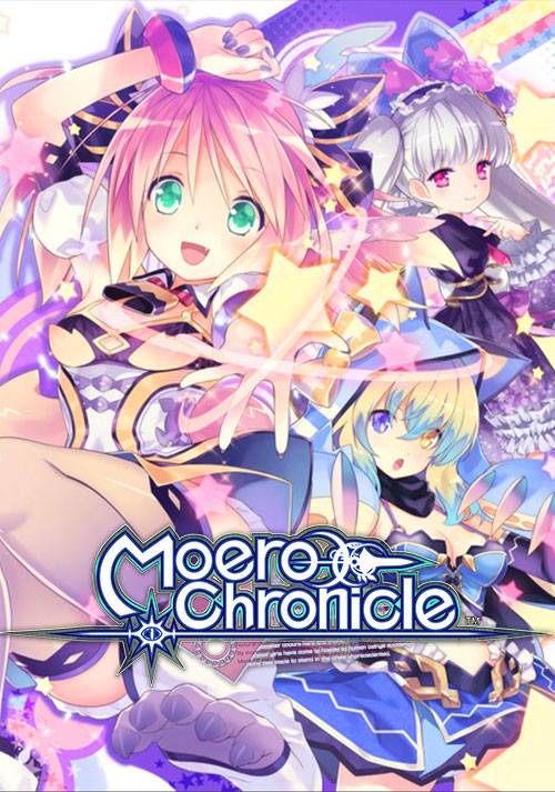 Moero Chronicle - Cover