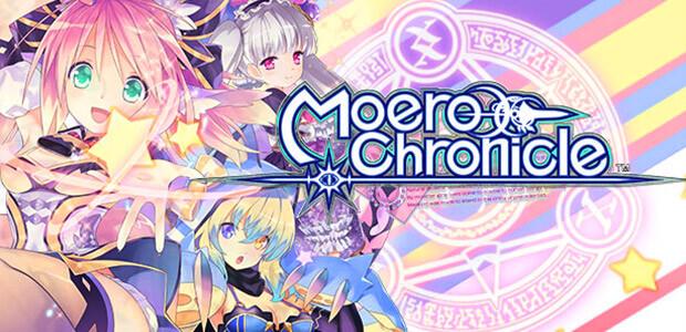 Moero Chronicle - Cover / Packshot