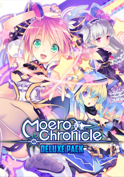 Moero Chronicle - Deluxe Pack - Cover