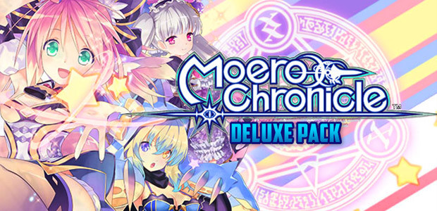 Moero Chronicle - Deluxe Pack - Cover / Packshot