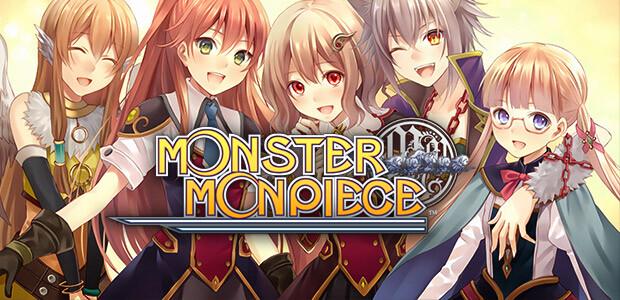 Monster Monpiece - Cover / Packshot