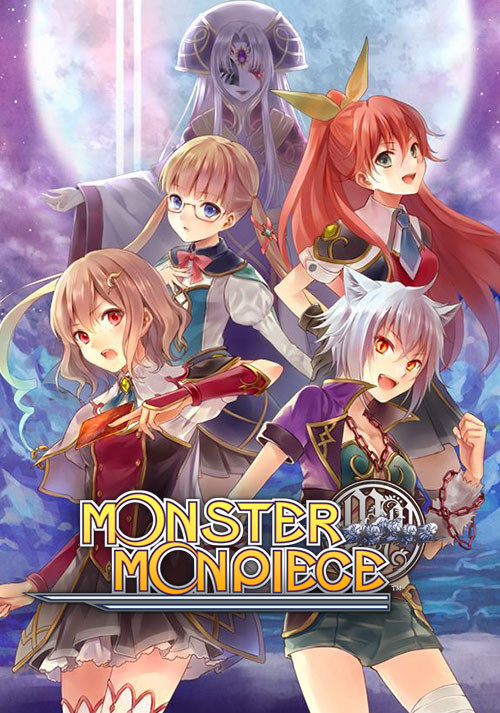 Monster Monpiece - Cover
