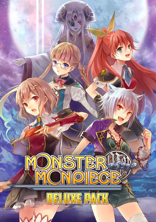 Monster Monpiece - Deluxe Pack - Cover