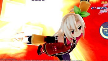 Screenshot1 - Superdimension Neptune VS Sega Hard Girls
