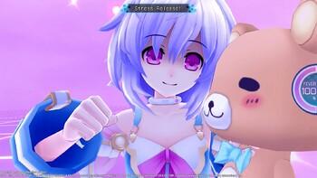 Screenshot4 - Superdimension Neptune VS Sega Hard Girls