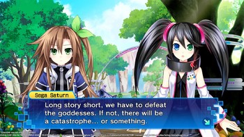 Screenshot9 - Superdimension Neptune VS Sega Hard Girls