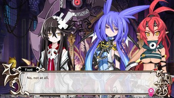 Screenshot5 - Trillion: God of Destruction