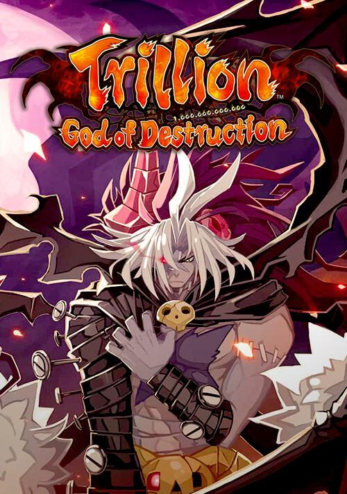 Trillion: God of Destruction - Cover