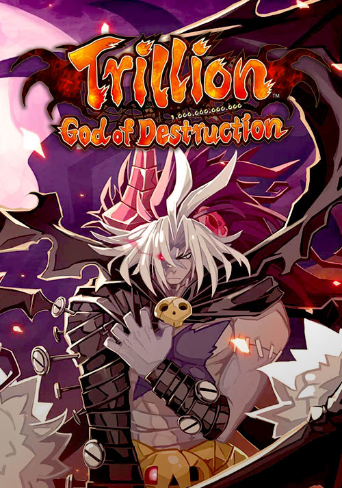 Trillion: God of Destruction - Cover