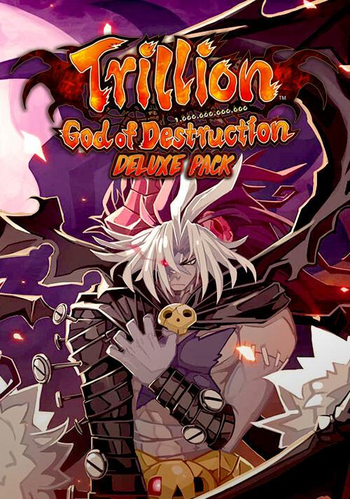 Trillion: God of Destruction - Deluxe Pack - Cover / Packshot