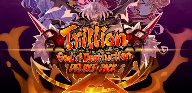 Trillion: God of Destruction - Deluxe Pack - Cover / Packshot