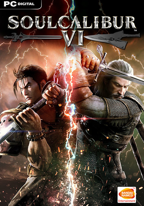 SOULCALIBUR VI - Cover
