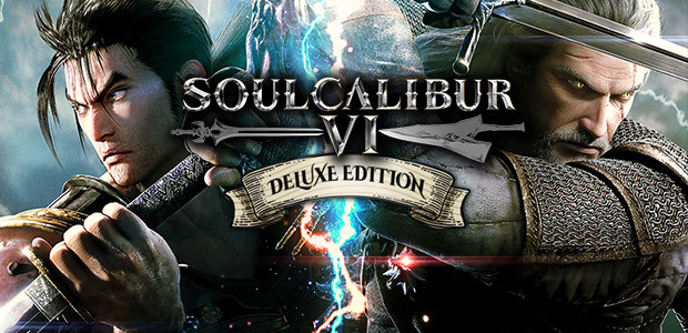 SOULCALIBUR VI Deluxe Edition - Cover / Packshot