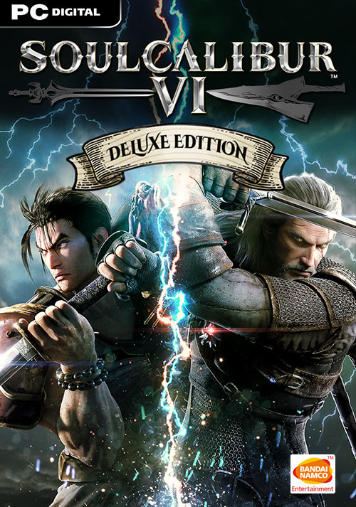 SOULCALIBUR VI Deluxe Edition - Cover
