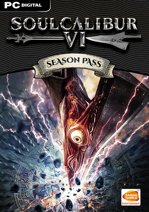 SOULCALIBUR VI Season Pass - Cover / Packshot