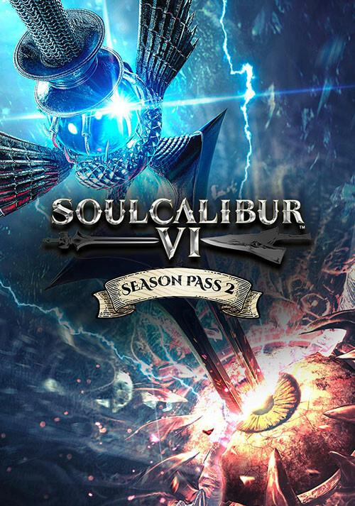 SOULCALIBUR VI Season Pass 2 - Cover / Packshot
