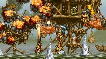 Screenshot9 - METAL SLUG