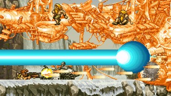 Screenshot1 - METAL SLUG