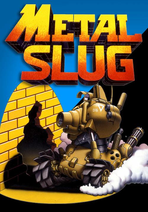 METAL SLUG - Cover / Packshot