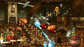 Screenshot5 - METAL SLUG
