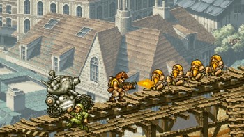 Screenshot4 - METAL SLUG