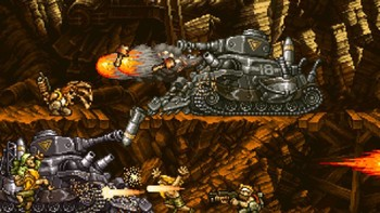 Screenshot7 - METAL SLUG