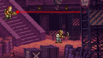 Screenshot2 - METAL SLUG X