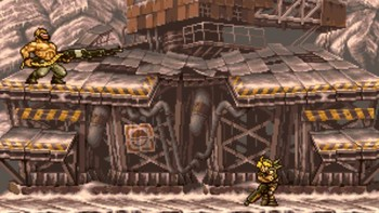 Screenshot4 - METAL SLUG X