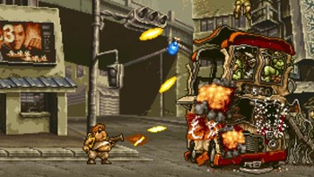 Screenshot5 - METAL SLUG X