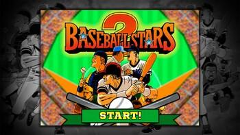 Screenshot1 - BASEBALL STARS 2