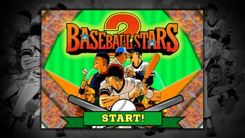 Screenshot1 - BASEBALL STARS 2