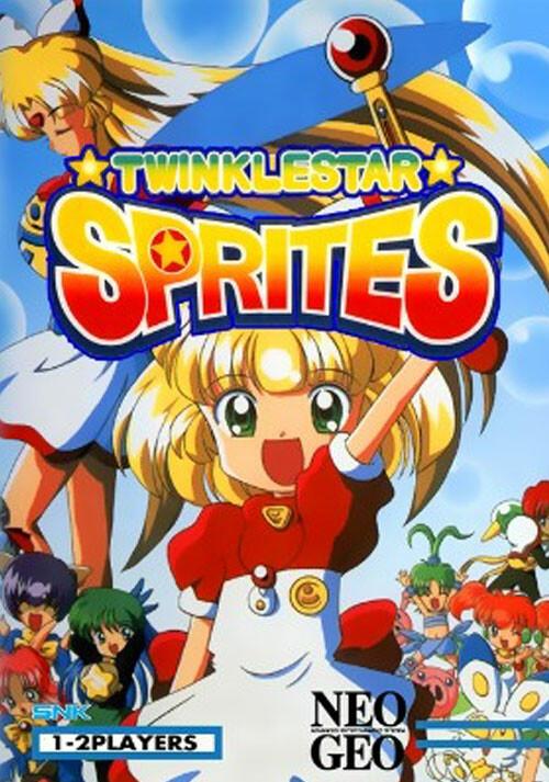 TWINKLE STAR SPRITES - Cover / Packshot