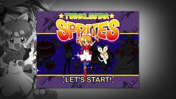 Screenshot1 - TWINKLE STAR SPRITES