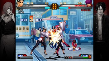 Screenshot2 - THE KING OF FIGHTERS '98 ULTIMATE MATCH FINAL EDITION