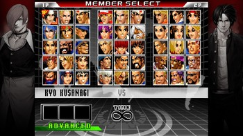 Screenshot3 - THE KING OF FIGHTERS '98 ULTIMATE MATCH FINAL EDITION