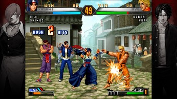 Screenshot4 - THE KING OF FIGHTERS '98 ULTIMATE MATCH FINAL EDITION