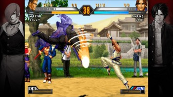 Screenshot9 - THE KING OF FIGHTERS '98 ULTIMATE MATCH FINAL EDITION
