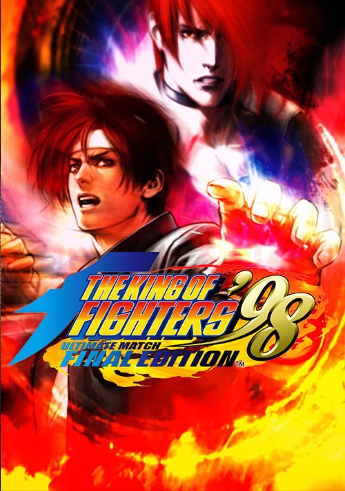 THE KING OF FIGHTERS '98 ULTIMATE MATCH FINAL EDITION - Cover