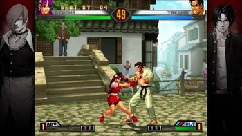 Screenshot10 - THE KING OF FIGHTERS '98 ULTIMATE MATCH FINAL EDITION