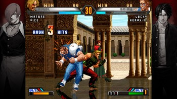 Screenshot5 - THE KING OF FIGHTERS '98 ULTIMATE MATCH FINAL EDITION