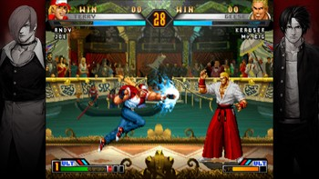 Screenshot8 - THE KING OF FIGHTERS '98 ULTIMATE MATCH FINAL EDITION