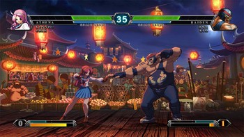 Screenshot5 - THE KING OF FIGHTERS XIII STEAM EDITION